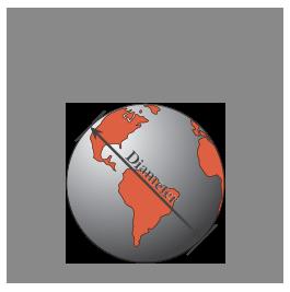 Graphic of small diameter globe