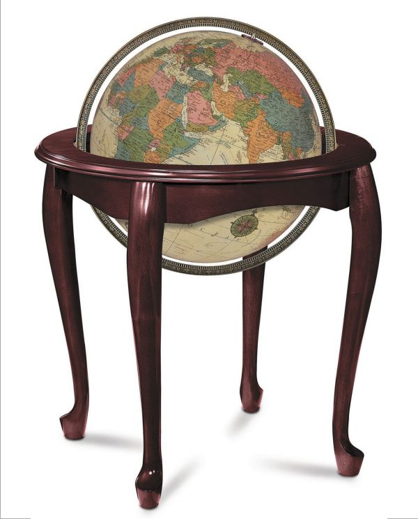Product photo of The Queen Anne Illuminated Globe