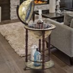 Thumbnail for the product photo description of the crema durata Sixteenth Century globe bar Italian-style replica - open