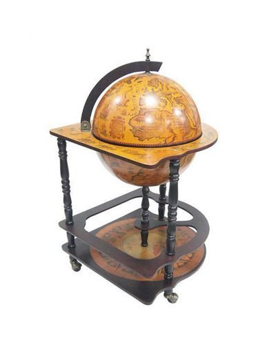 Product photo of Genova corner globe bar - closed