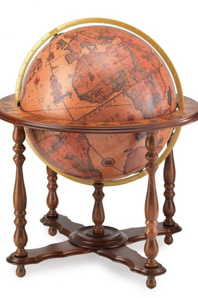 Product photo of the Majestic Apollo extra large Italian globe on casters