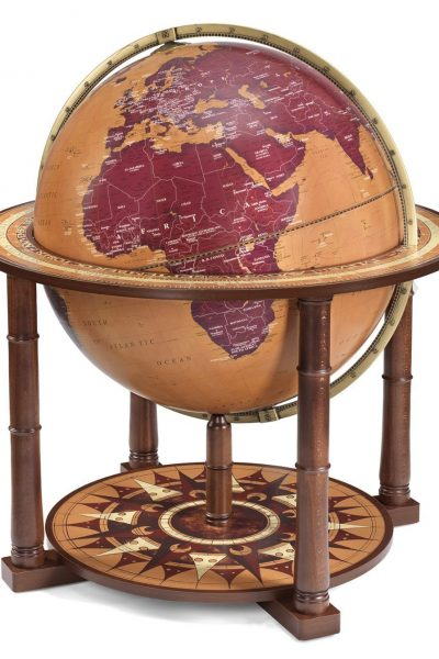 Aries large floor standing globe product photo