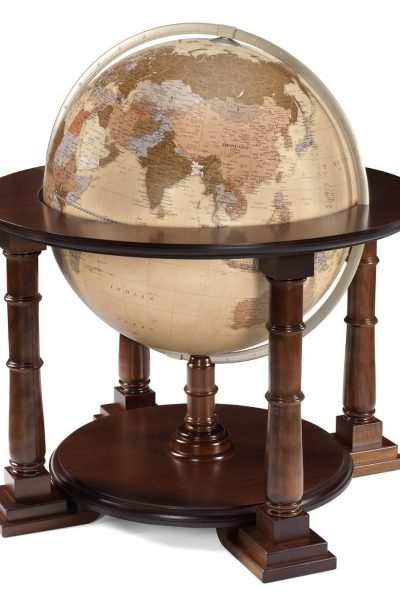 Product photo of the apricot Mercatore World Globe Made in Italy