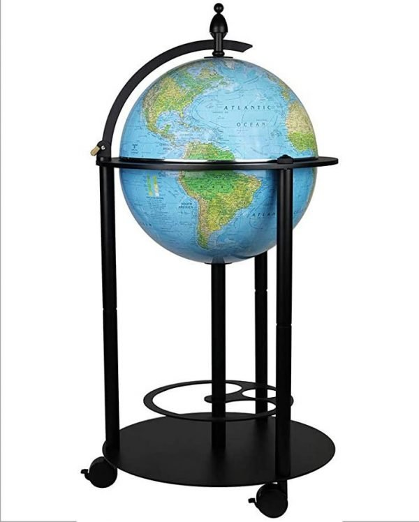 Product photo of the Empire | Illuminated Bar Globe
