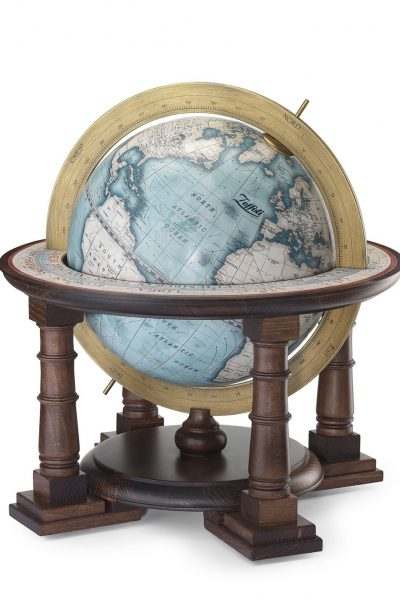 Product photo of the Cassini Italian Tabletop World Globe