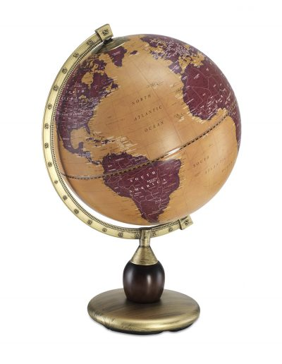 Gea Scorpius Italian desk globe |- product photo