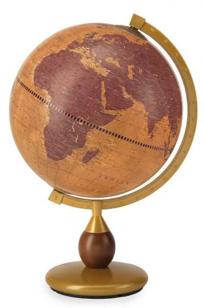 Gea Scorpius Italian desk globe |- product photo