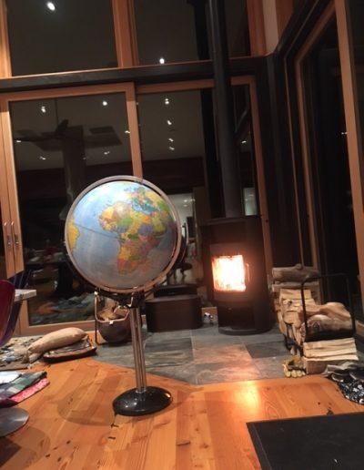 Customer photo of the Magellano World Globe on Stand - 5