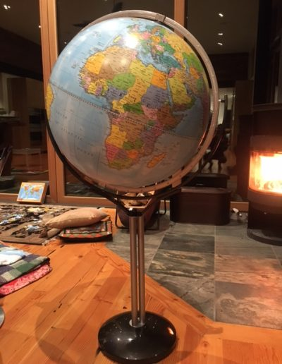 Customer photo of the Magellano World Globe on Stand - 4