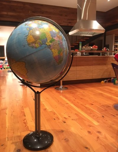 Customer photo of the Magellano World Globe on Stand - 3