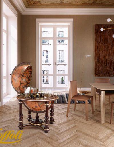 Grand Throne Room Afrodite open studio photo