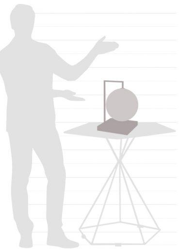 Quadra Globe size chart