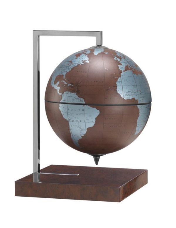 Product photo of the Quadra Designer Leather Globe