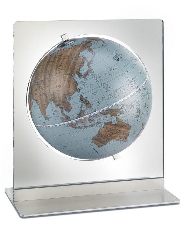 Catalog photo of the Italian Aria in Blue Table Globe
