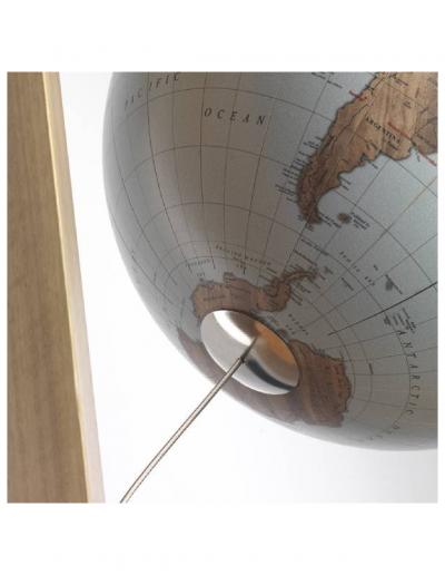 Studio photo of the Designer Globe The Cube - bottom